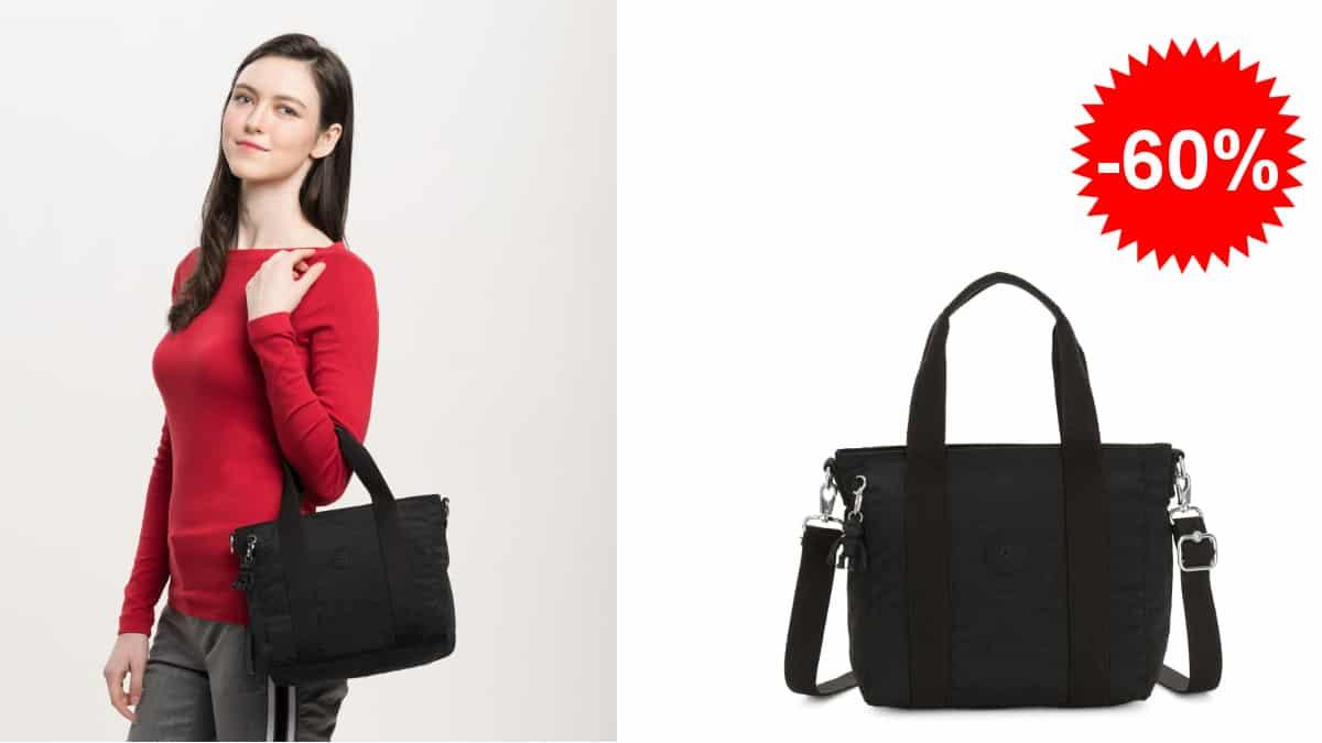 Bolso Kipling Asseni Mini barato, bolsos de marca baratos, ofertas en bolsos, chollo