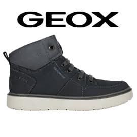 Botas Geox Riddock para niño baratas, calzado de marca barato, ofertas para niños