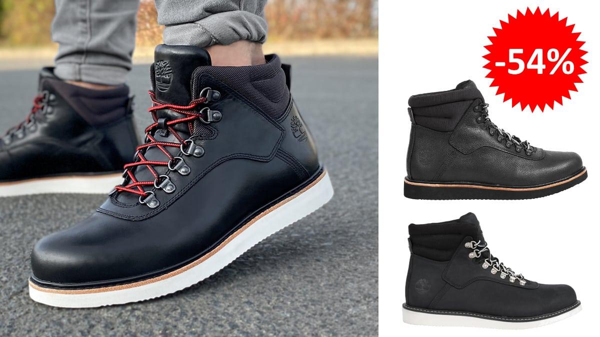 Botas Timberland Newmarket Archive Low baratas, calzado de marca barato, ofertas en botas chollo