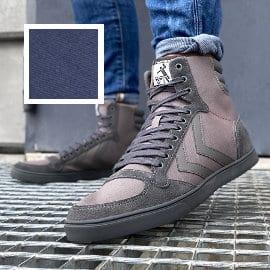 Botines Hummel Slimmer baratos, calzado de marca barato, ofertas en zapatillas