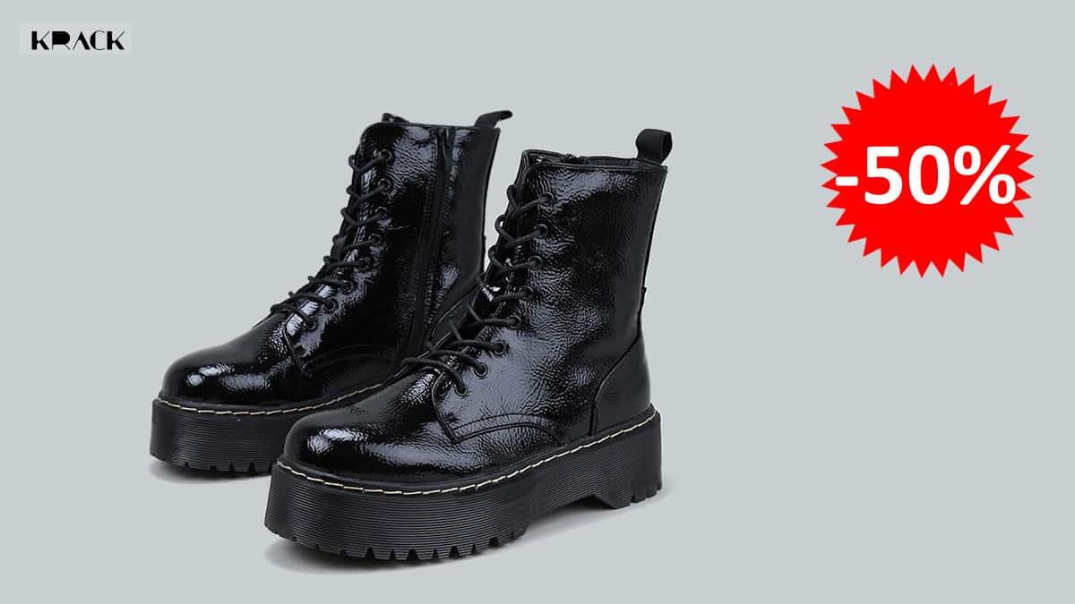 Botines Krack Core Wander baratos, botines de marca baratos, ofertas en calzado, chollo