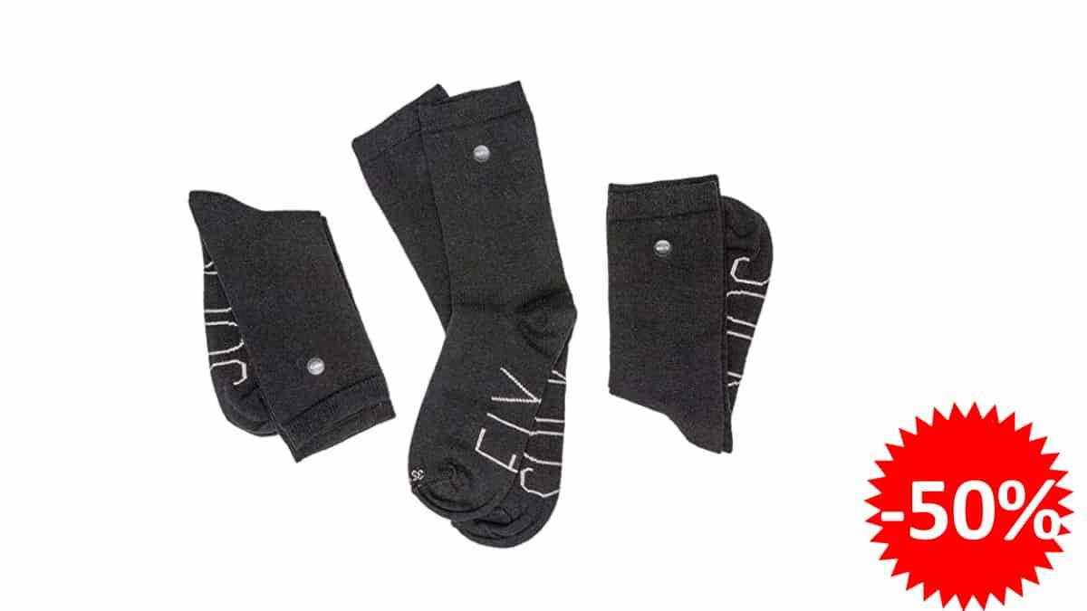 Calcetines Sockfix baratos, calcetines de marca baratos, ofertas en ropa para niños, chollo