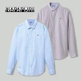 Camisa Napapijri Gode barata, ropa de marca barata, ofertas en camisas