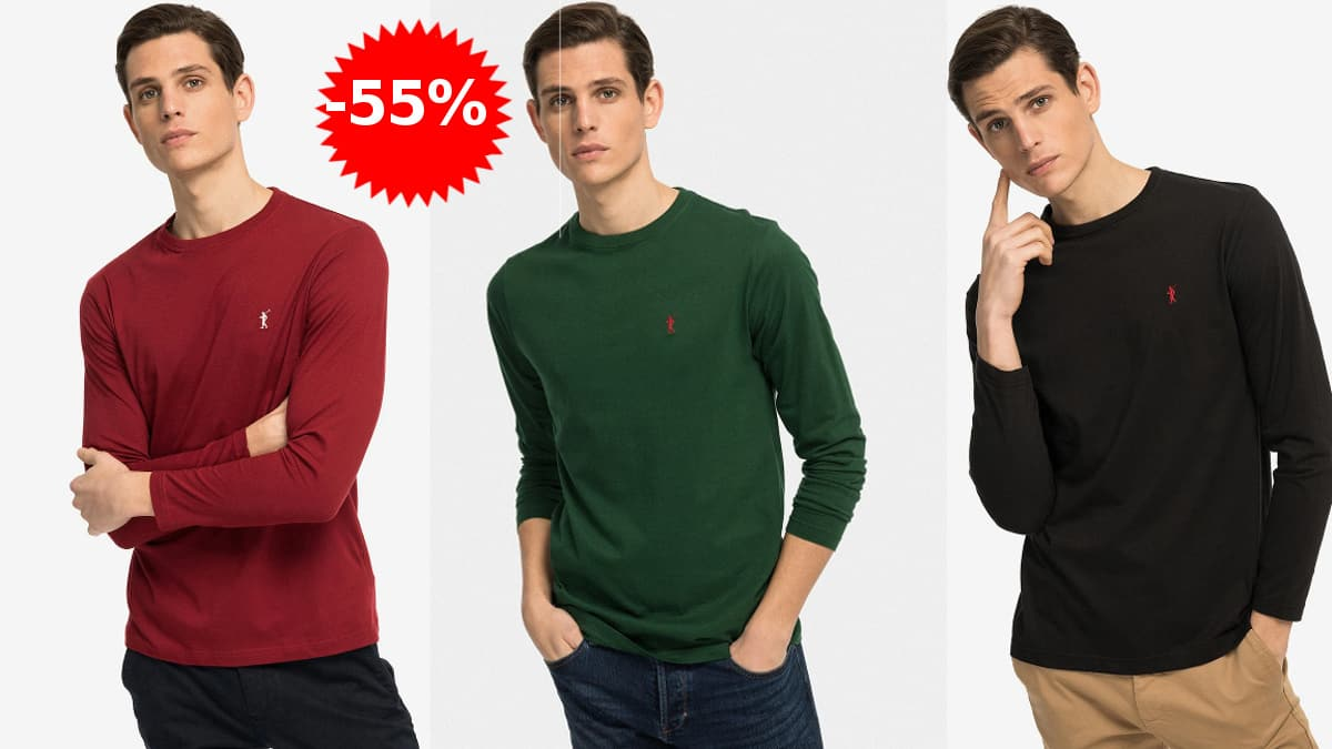 Camiseta Polo Club Rigby Go barata, camisetas de marca baratas, ofertas en ropa, chollo