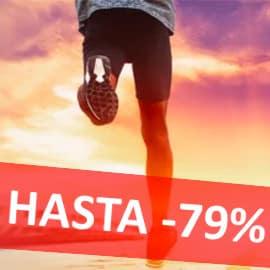 Campaña de Asics y Odlo en Private Sport Shop.Ofertas en ropa de marca, ropa de marca barata