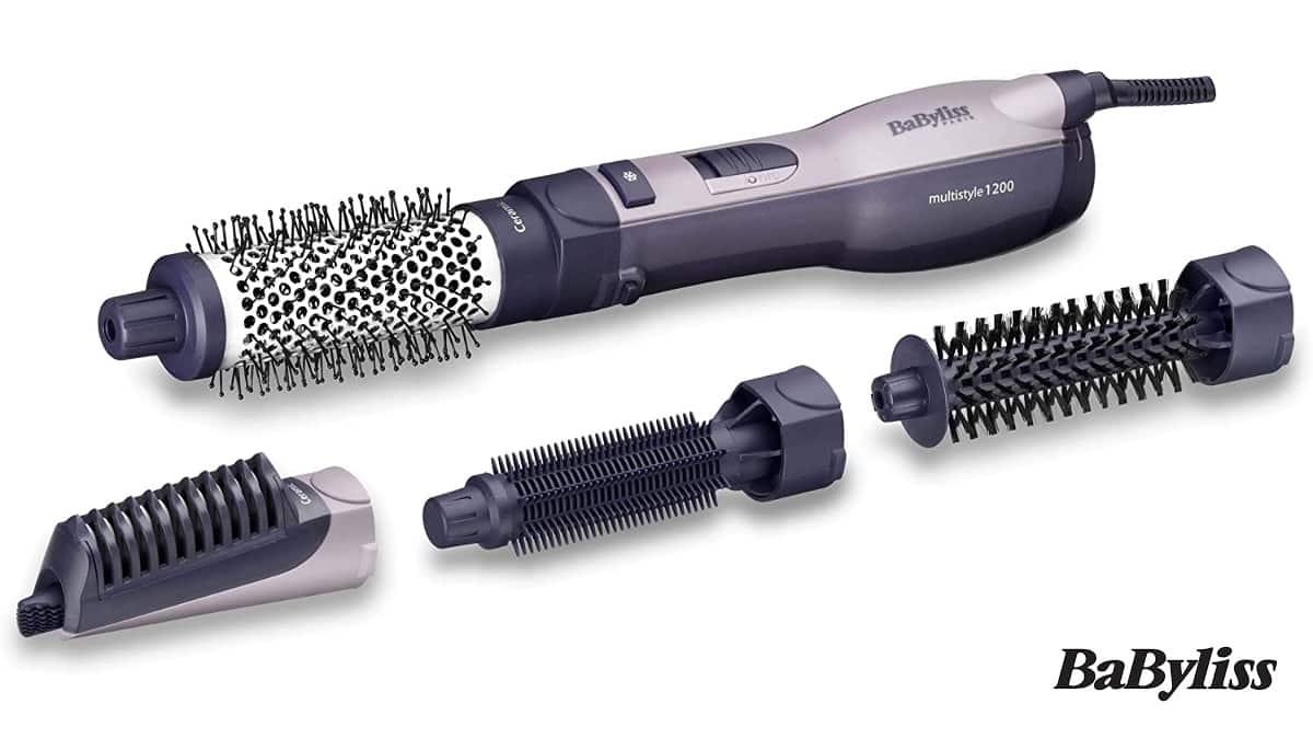 Cepillo de aire moldeador BaByliss AS121 barato, cepillos modeadores de marca baratos, ofertas en belleza, chollo
