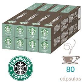 Cápsulas Starbucks Pike Place Roast De Nespresso baratas, capsulas de café de marca baratas, ofertas supermercado