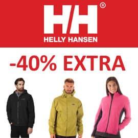 Descuento EXTRA en Helly Hansen, ropa de marca barata, ofertas en calzado