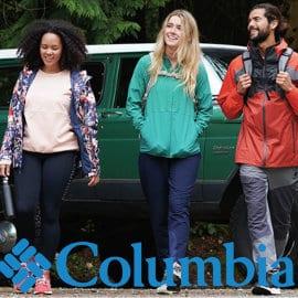 Descuentos en ropa y calzado Columbia, ropa deportiva de marca barata, ofertas en ropa y calzado de deporte