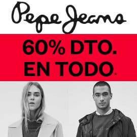 Flash Sale Pepe Jeans, ropa de marca barata, ofertas en calzado