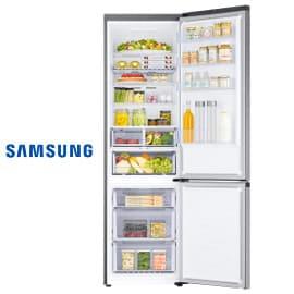 ¡Código descuento exclusivo! Frigorífico Samsung Combi RB38T671DSA 385L Inox sólo 531 euros. Te ahorras 267 euros.