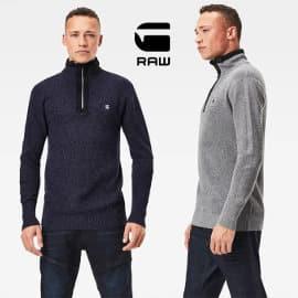 Jersey G-Star Raw Utility Constructed barato, ropa de marca barata, ofertas en jerseis