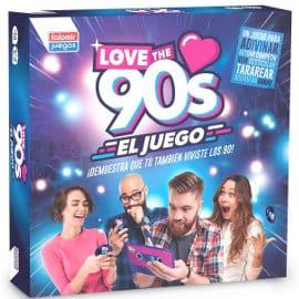Juego de mesa Love the 90's barato, juegos de mesa baratos, ofertas en juguetes