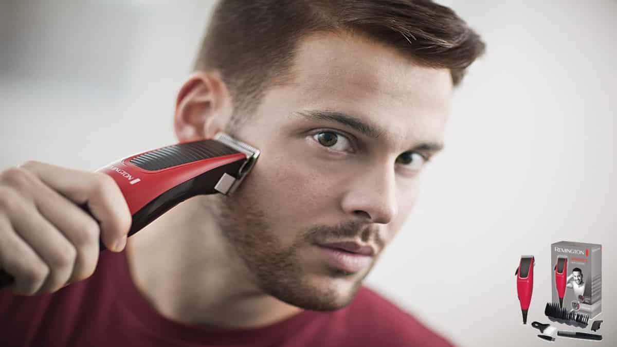 Kit cortapelos Remington HC5018 Apprentice barato, máquinas para cortar el pelo de marca baratas, ofertas belleza, chollo
