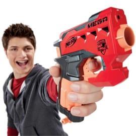 Lanzadardos Nerf N-Strike Mega Bigshock barato. Ofertas en juguetes, juguetes baratos