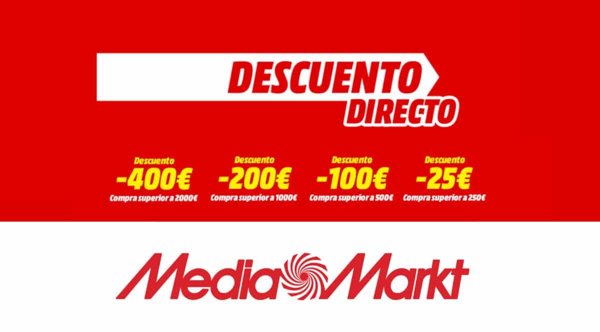 Los mejores chollos del Descuento Directo De MediaMarkt, chollo