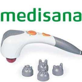 Masajeador de mano Medisana ITM barato, masajeadores de marca baratos, ofertas cuidado personal