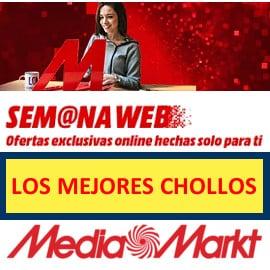 Mejores ofertas de la Semana Web de MediaMarkt