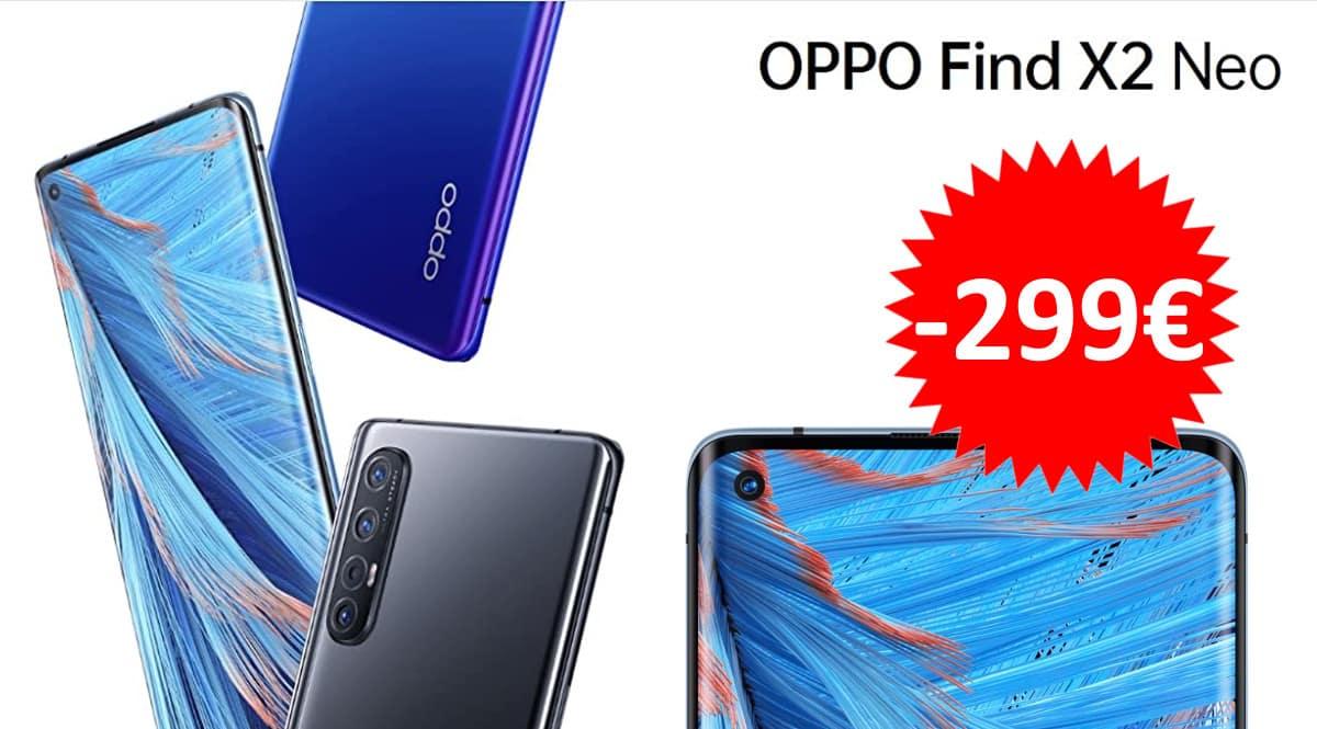Móvil OPPO Find X2 Neo barato. Ofertas en móviles, móviles baratos, chollo