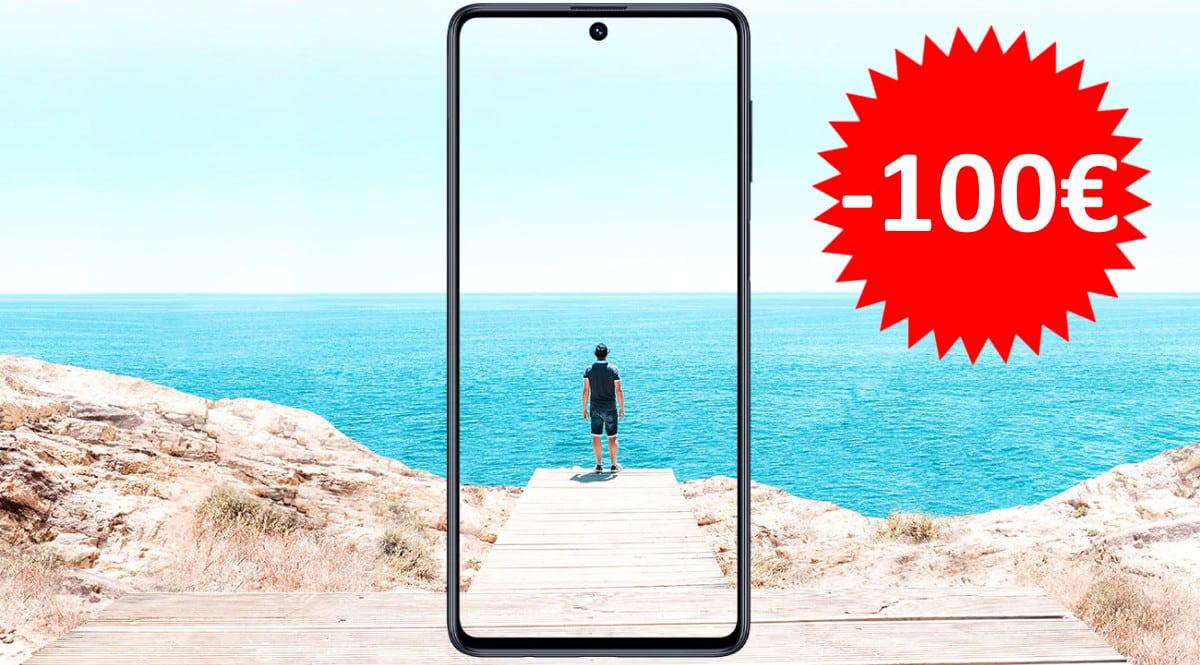 Móvil Samsung Galaxy M51 barato. Ofertas en móviles, móviles baratos, chollo