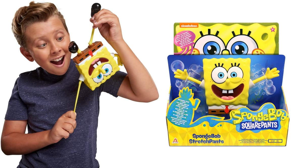 Muñeco con sonido Bob Esponja barato, juguetes baratos, ofertas para niños chollo