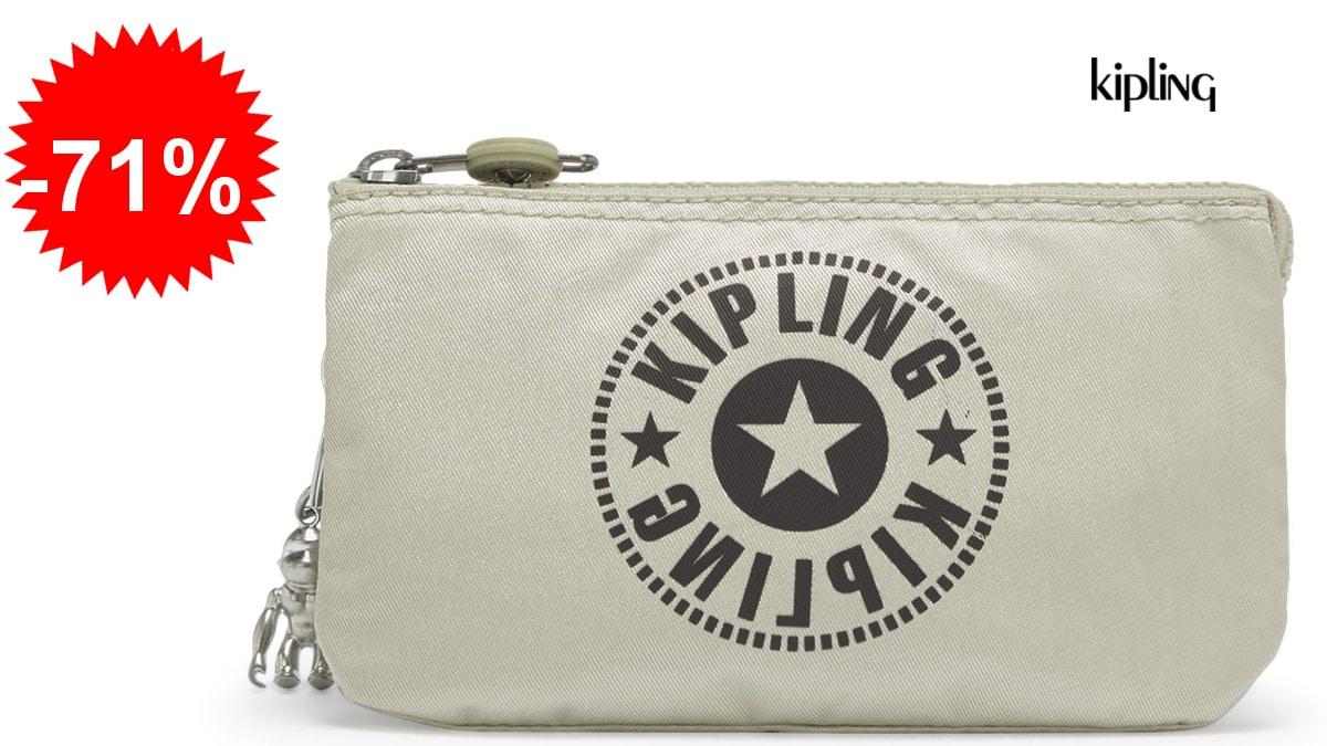 Neceser Kipling Creativity L barato, neceseres de marca baratos, ofertas equipaje, chollo