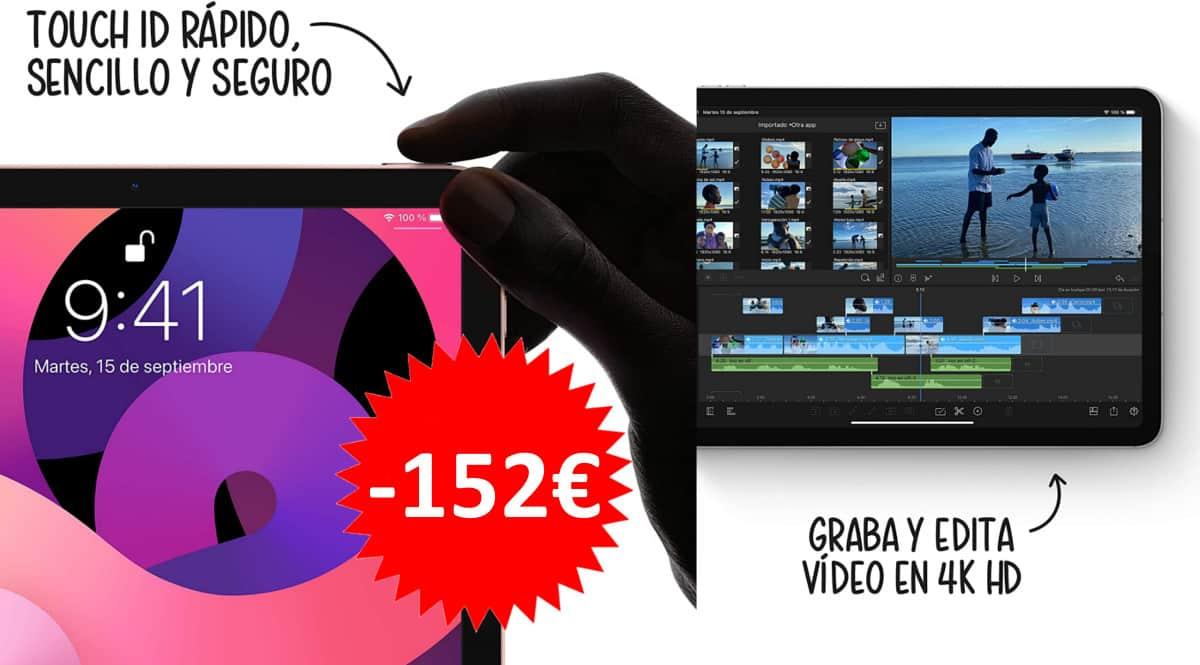 Nuevo Apple iPad Air barato. Ofertas en Apple iPad, Apple iPad barato, chollo