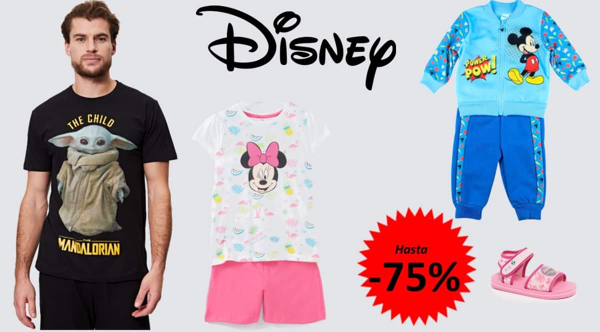 Ofertas en ropa y calzado Disney, ropa de marca barata, ofertas en ropa, chollo