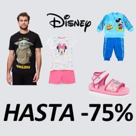 Ofertas en ropa y calzado Disney, ropa de marca barata, ofertas en ropa