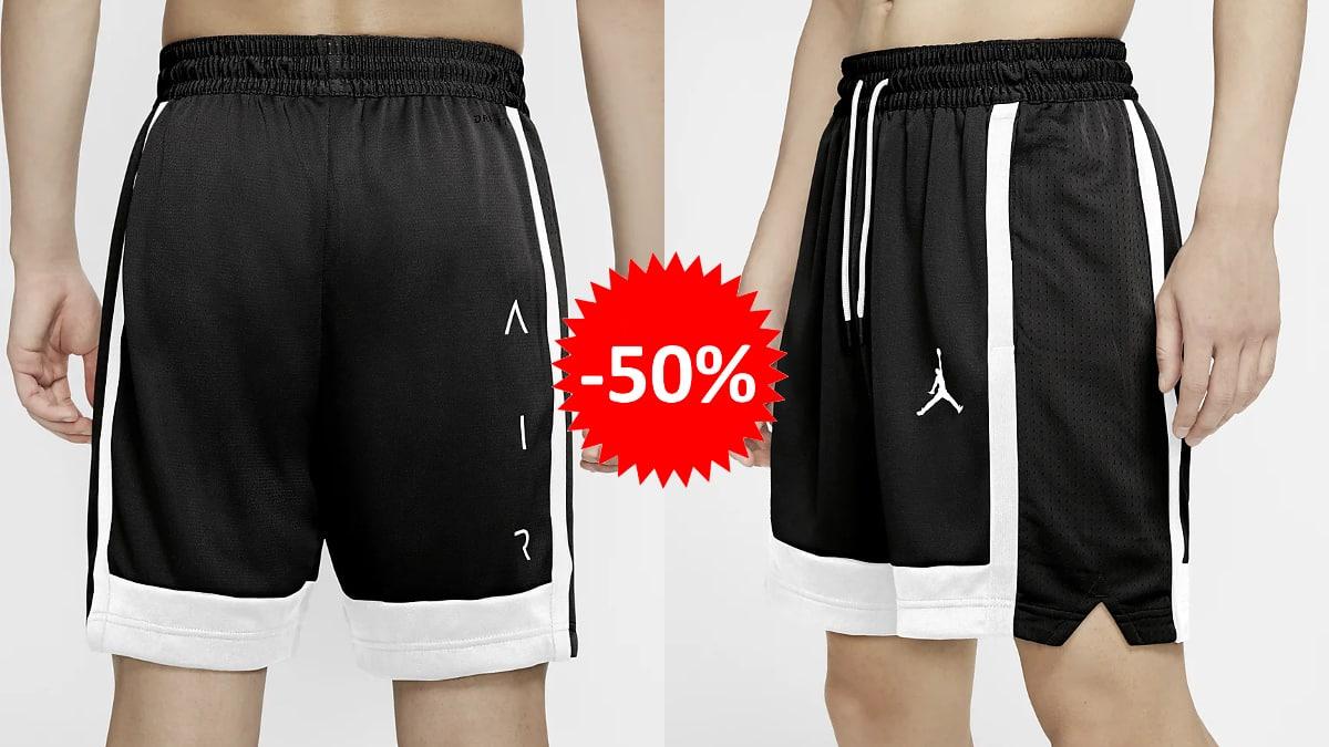 Pantalón corto Nike Jordan Air barato, ropa de marca barata, ofertas en ropa deportiva chollo