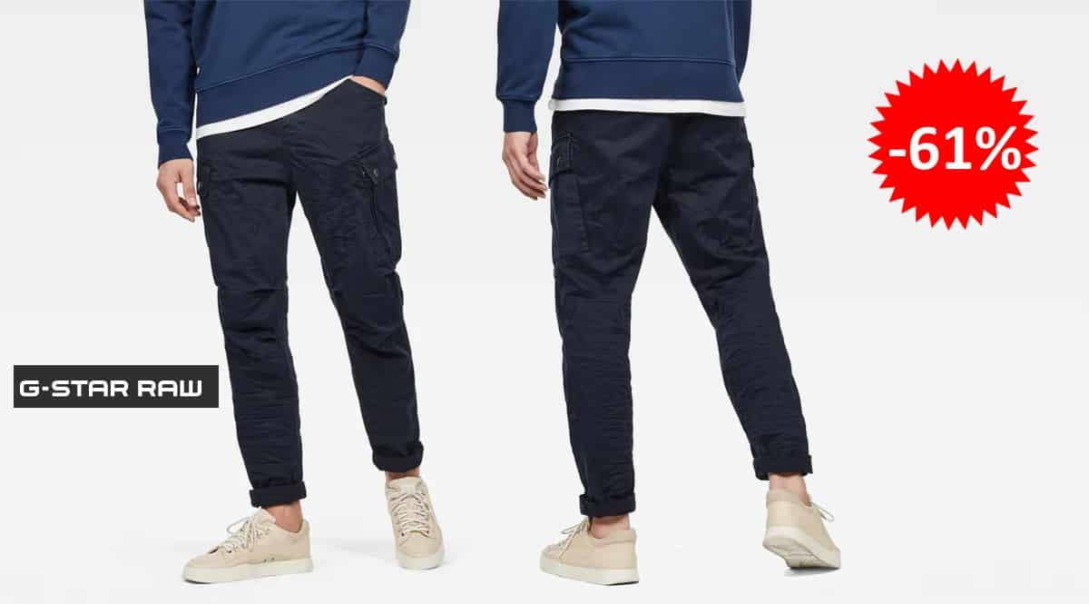 Pantalones G-STAR RAW Roxic Tapered baratos, pantalones de marca baratos, ofertas en ropa, chollo
