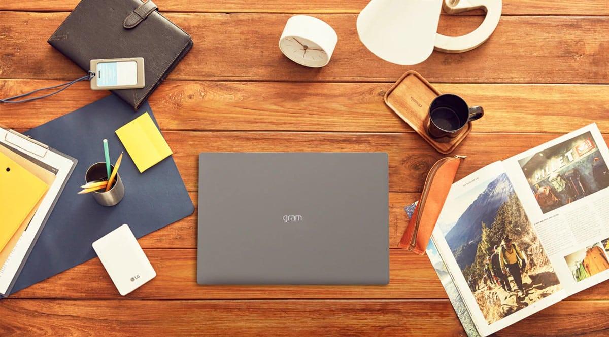 Portátil LG Gram 14Z90N-VAR55B.