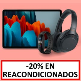 Productos Reacondicionados en Amazon baratos. Ofertas en productos reacondicionados, productos reacondicionados baratos