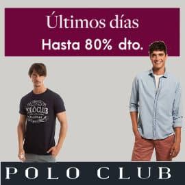 Rebajas en Polo Club, ropa de marca barata, ofertas en ropa