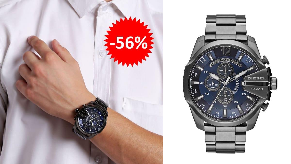 Reloj Diesel Mega Chief DZ4329 barato, relojes baratos, ofertas en relojes chollo