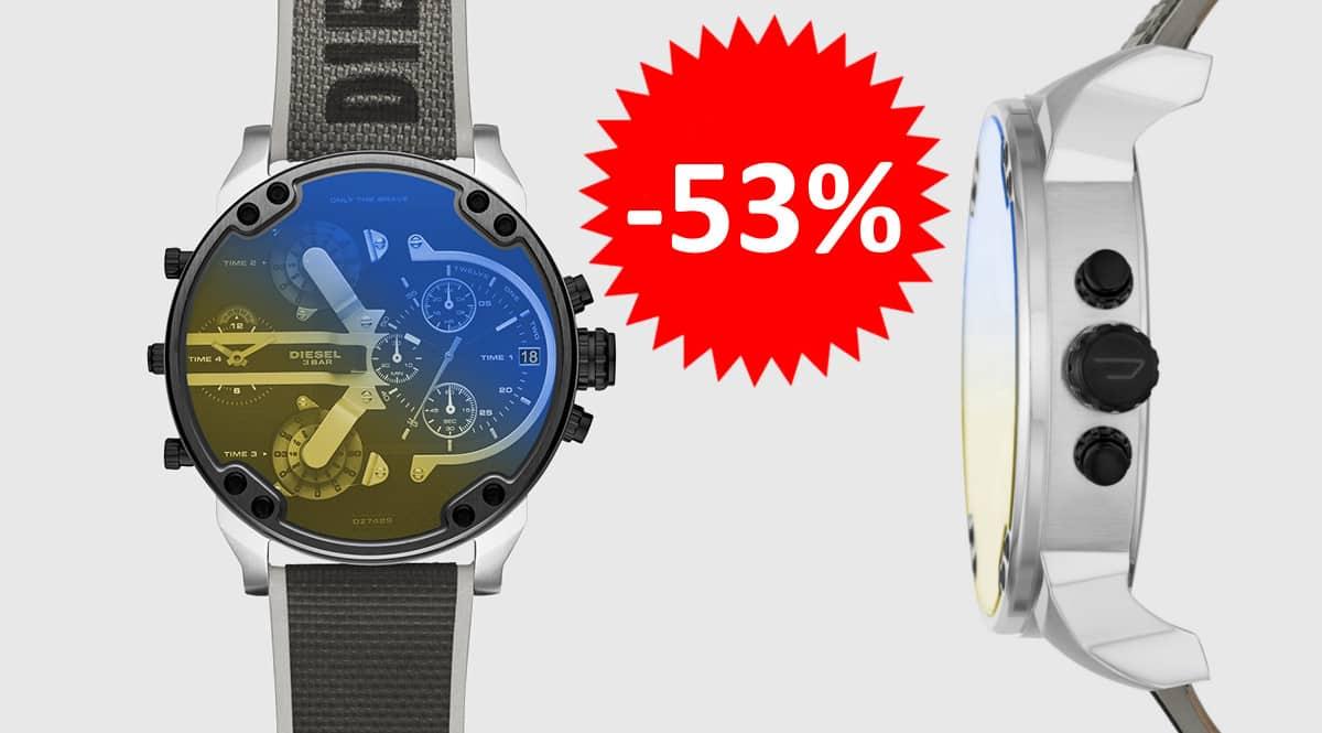 Reloj Diesel Mr. Daddy 2.0 DZ7429 barato. Ofertas en relojes, relojes baratos, chollo