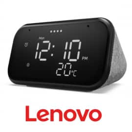 Reloj inteligente Lenovo Smart Clock Essential barato. Ofertas en dispositivos inteligentes, dispositivos inteligentes baratos