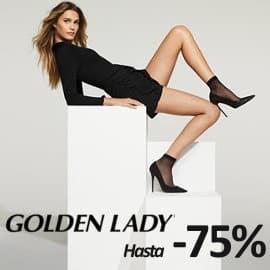 Ropa interior Golden Lady barata, ropa interior de marca barata, ofertas en ropa