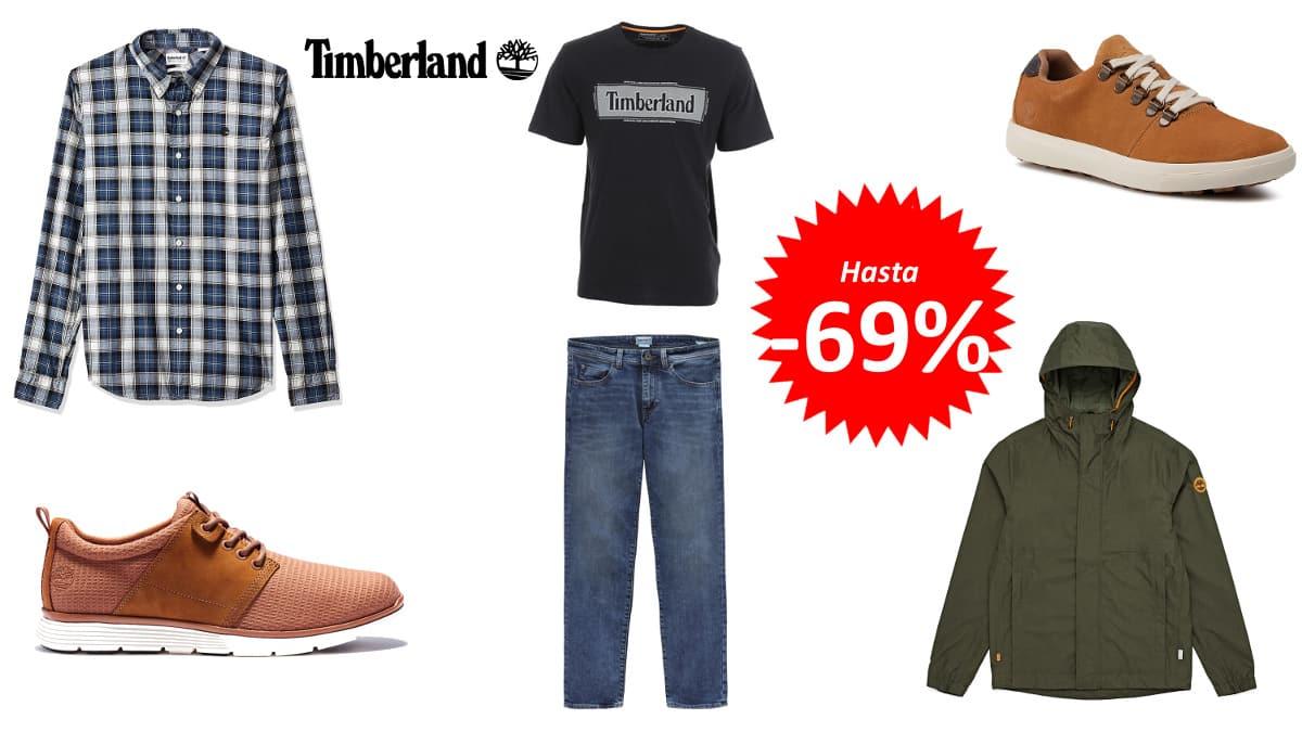 Ropa y calzado Timberland barato, ropa de marca barata, ofertas en ropa y calzado, chollo