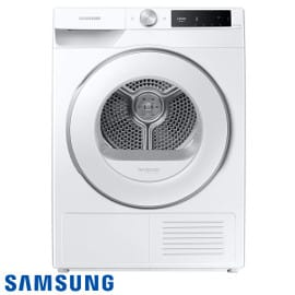¡Código descuento exclusivo! Secadora Samsung DV90T6240HE Serie 6 9kg sólo 545 euros. Te ahorras 283 euros.