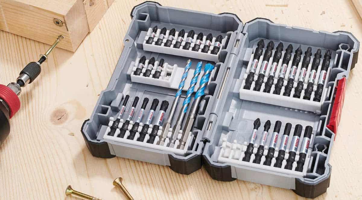 Set Bosch Professional Pick and Click barato, ofertas en herramientas, herramientas baratas, chollo