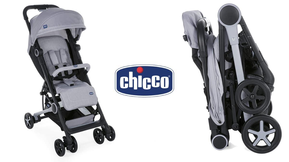 Silla de paseo Chicco Miinimo 2 barata, sillas de bebé baratas, ofertas para niños chollo