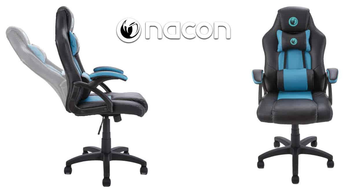 Silla gaming Nacon CH-300 barata, ofertas en sillas gaming, sillas gaming baratas, chollo