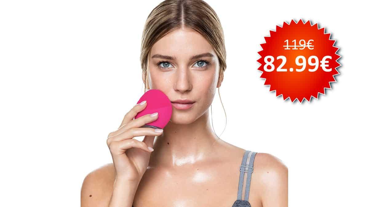 Sistema de limpieza facial sónico Foreo Luna Mini 2 barato, productos limpieza facial baratos, chollo