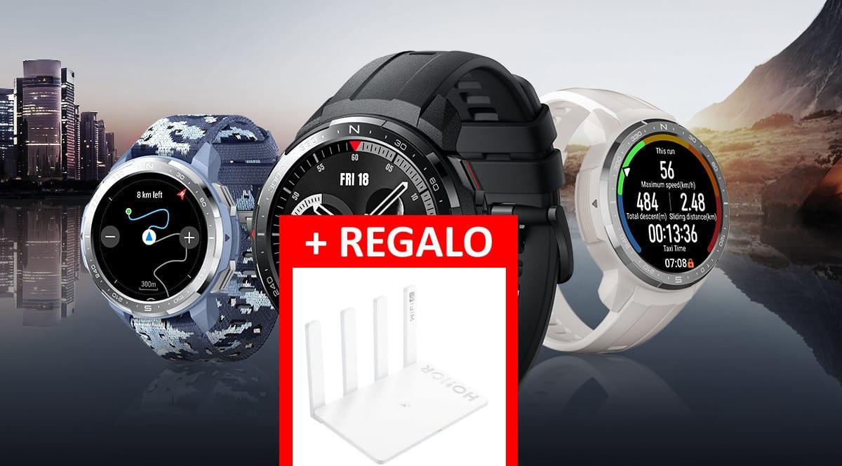 Smartwatch Honor GS Pro barato. Ofertas en smartwatches, smarwatches baratos, chollo
