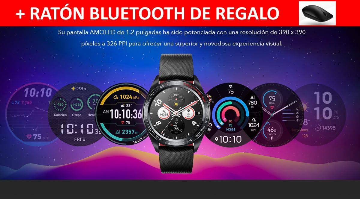 Smartwatch Honor Magich Watch barato. Ofertas en smartwatches, smartwatches baratos, chollo