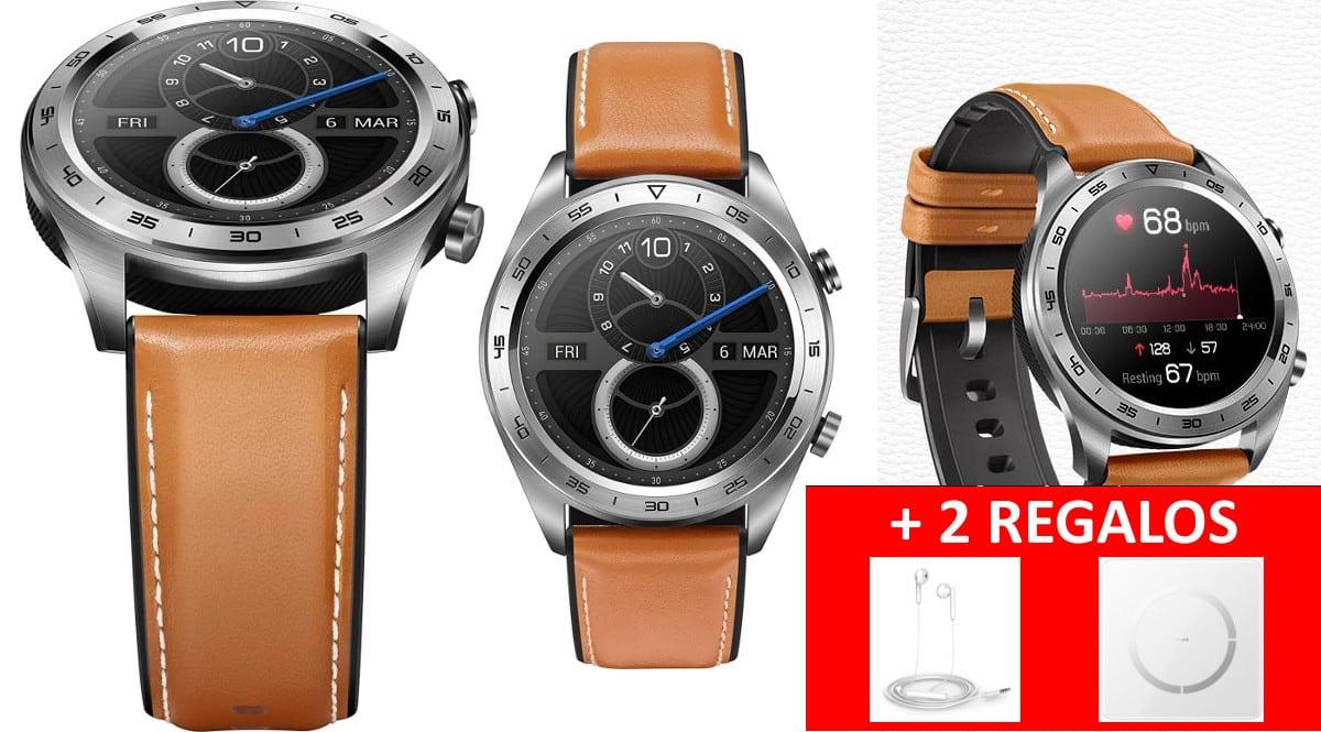 Smartwtach Honor Watch Magic barato.Ofertas en smartwatches, smartwatches baratos,chollo