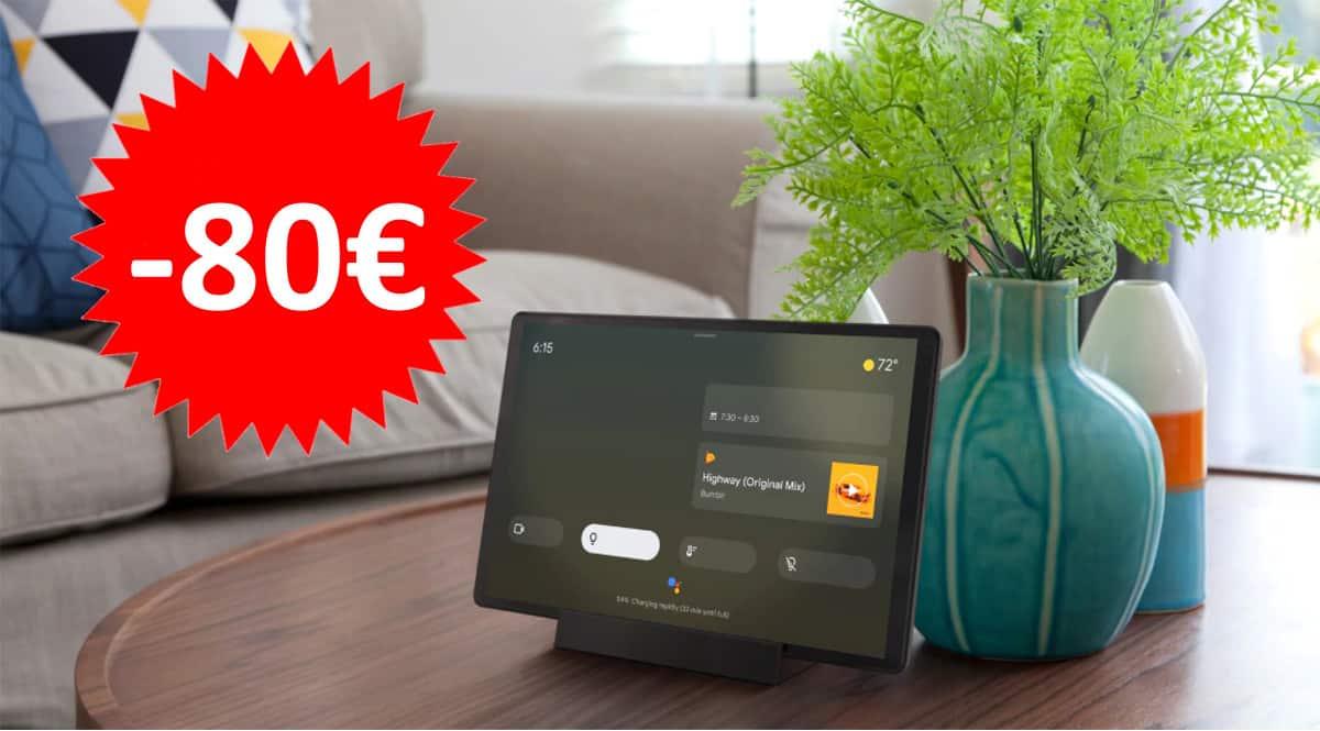 Tablet Lenovo Tab M10 HD Plus barata. Ofertas en tablets, tablets baratas, chollo