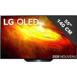 ¡¡Chollo!! Televisor LG OLED55BX6LB 55″ OLED UltraHD 4K HDR sólo 999 euros. Te ahorras 300 euros.