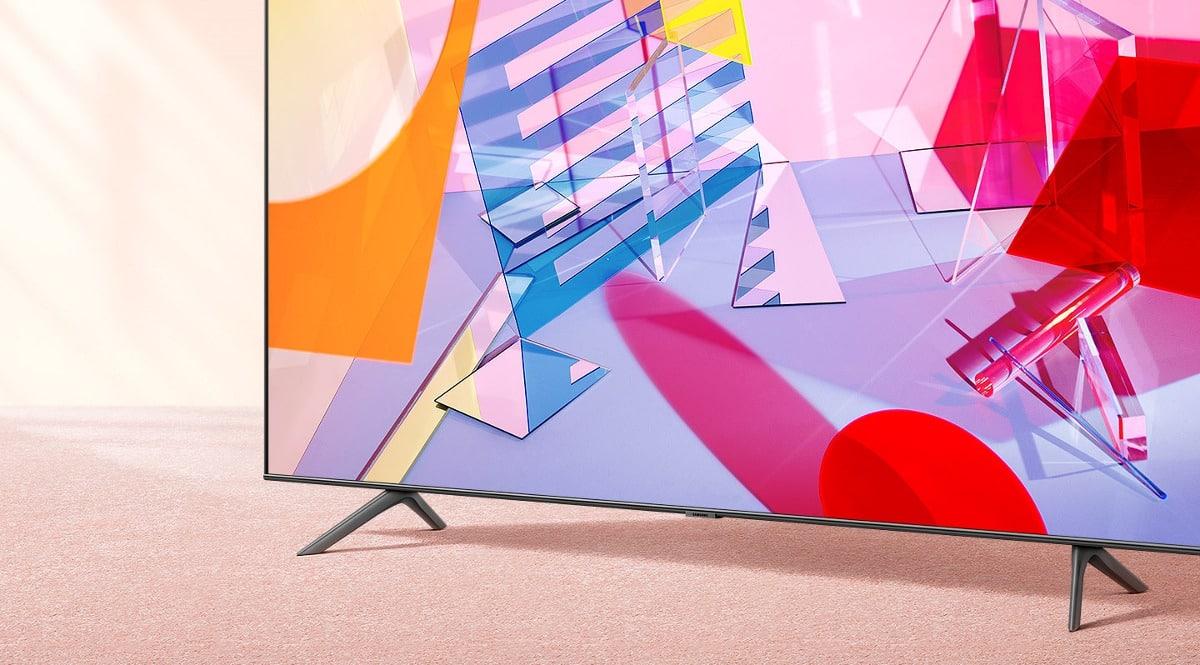 Televisor Samsung QLED 50Q60T barato. Ofertas en televisores, televisores baratos, chollo